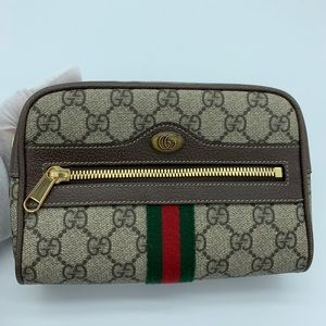 Gucci GG Supreme Small Ophidia Belt Bag